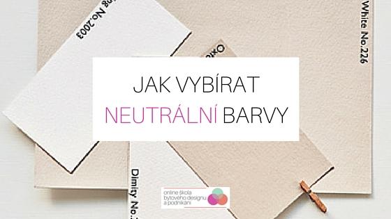 neutr-barvy