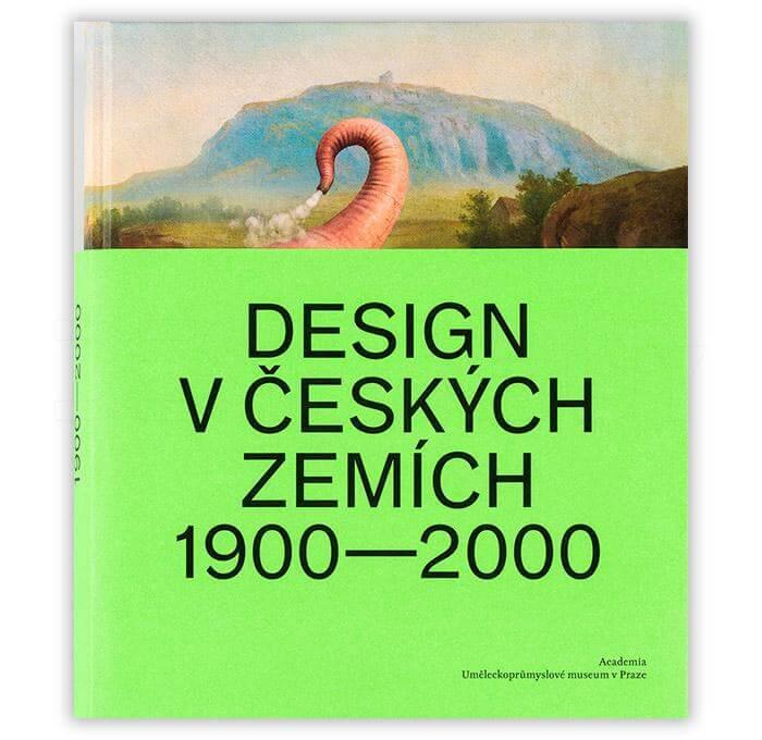 Design v českých zemích 1900 - 2000 Tohle je opravdu krásná a výjimečná kniha, která by neměla chybět v knihovně žádného milovníka designu. Také si vysloužila nominaci na ocenění Magnesia Litera 2017. Je sice dražší, ale tahle investice se vyplatí :-)