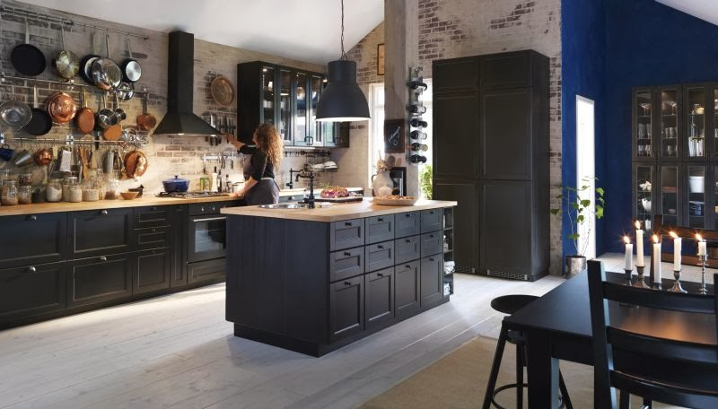 online kola bytov ho designu a podnik n s janou p knou ikea metod jak budou nov kuchyn. Black Bedroom Furniture Sets. Home Design Ideas