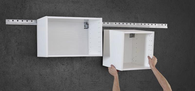Kuchyně IKEA METOD – pohled dovnitř