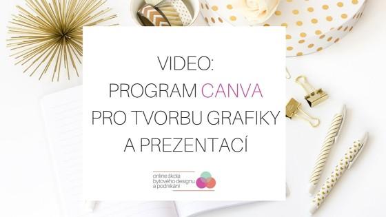 VIDEO: jak vytvořit snadno prezentaci nebo portfolio