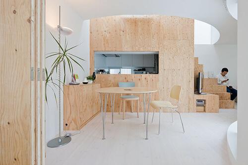 plywood-kitchen-iwan-baan-House-OM-Fujimoto