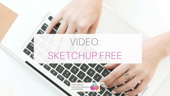 VIDEO SketchUp Free