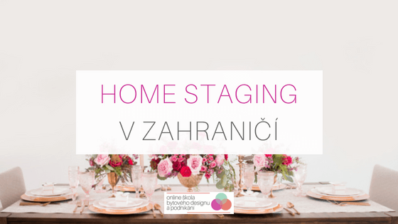 home staging v zahranici