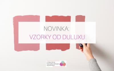 Novinka: vzorky od Duluxu + 4 způsoby, jak je kreativně použít