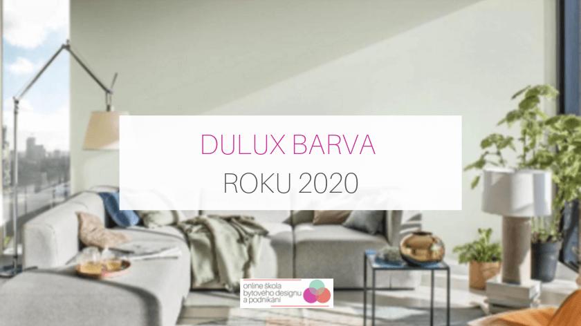 dulux 2020