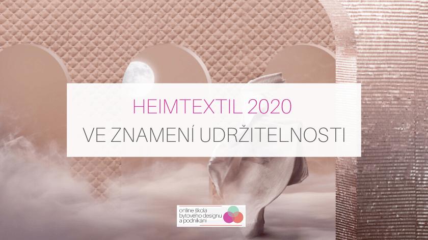 heimtextil 2020