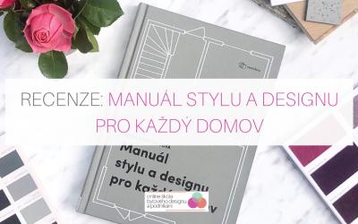Recenze: Manuál stylu a designu pro každý domov