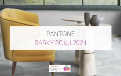 Pantone barvy roku 2021